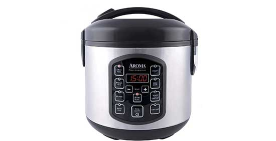 Aroma Housewares 8-Cup (Cooked)