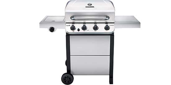 Char-Broil 463377319 Performance Stainless Steel Gas Grill