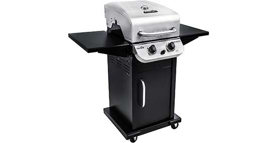 Char-Broil Performance 300 2-Burner Cabinet Liquid Propane Gas Grill