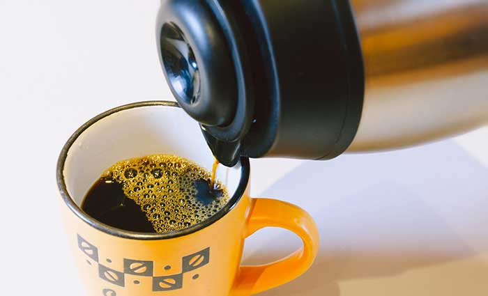 Consider about coffee carafe