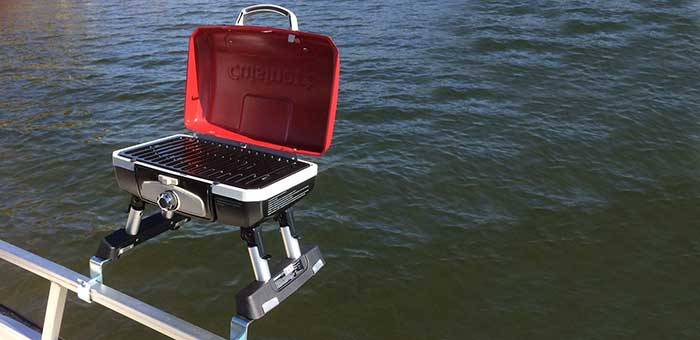 FAQs about boat grill