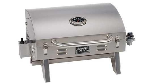 Masterbuilt 205 Stainless Steel Gas Grill